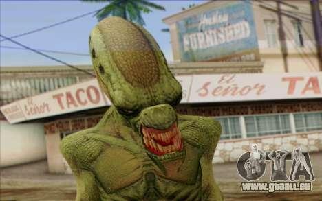 Alien from GTA 5 pour GTA San Andreas troisième écran