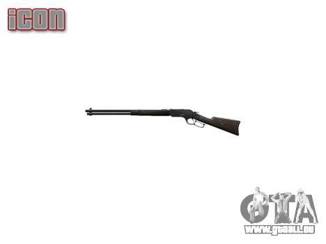 Rifle Winchester Model 1873 icon1 für GTA 4 dritte Screenshot