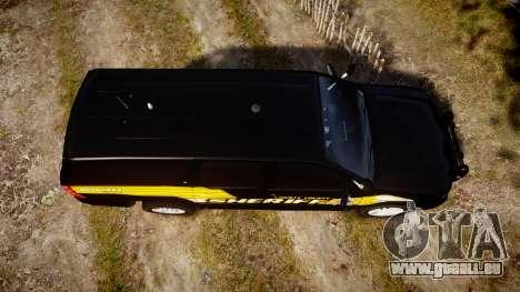 Chevrolet Suburban [ELS] Rims1 pour GTA 4 est un droit