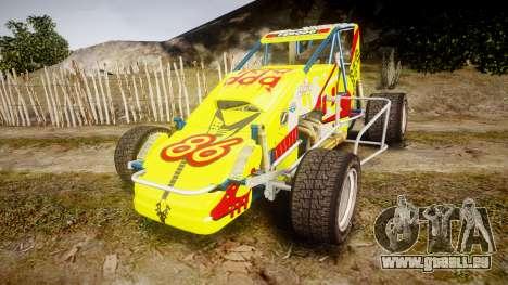 Larock-Sprinter Dalikfodda für GTA 4