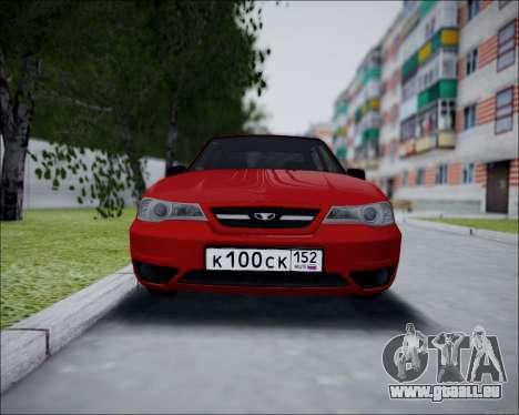 Daewoo Nexia für GTA San Andreas rechten Ansicht