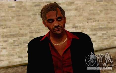 Hoyt Volker (Far-Cry-3) für GTA San Andreas dritten Screenshot