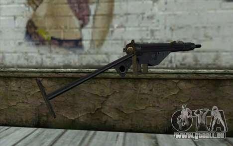 Sten from Day of Defeat für GTA San Andreas zweiten Screenshot