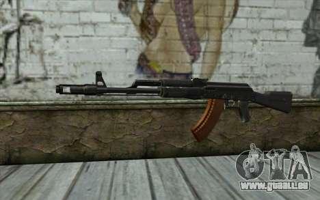 L'AK-103 pour GTA San Andreas