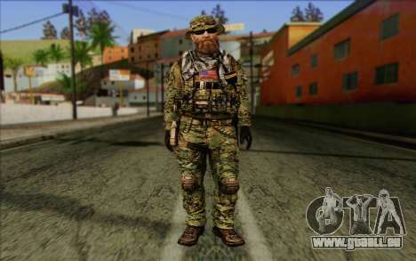Dusty MOHW from Medal Of Honor Warfighter für GTA San Andreas