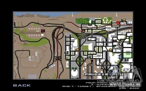 Nouvelle maison à Las Venturas pour GTA San Andreas sixième écran