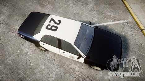 GTA V Vapid Cruiser LSP [ELS] Slicktop für GTA 4 rechte Ansicht