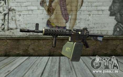 Gun Ares Shrike für GTA San Andreas