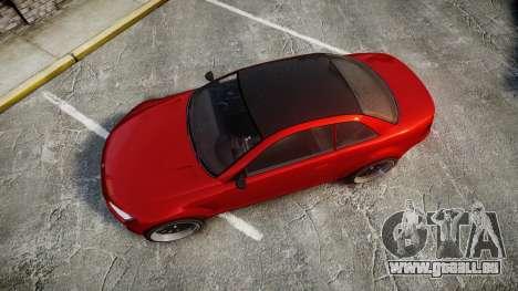 GTA V Ubermacht Sentinel XS pour GTA 4 est un droit