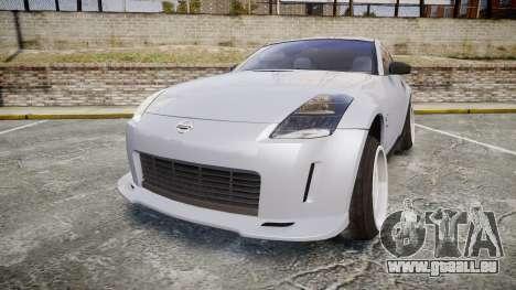 Nissan 350Z EmreAKIN Edition für GTA 4