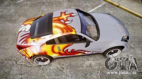Nissan 350Z EmreAKIN Edition pour GTA 4 est un droit