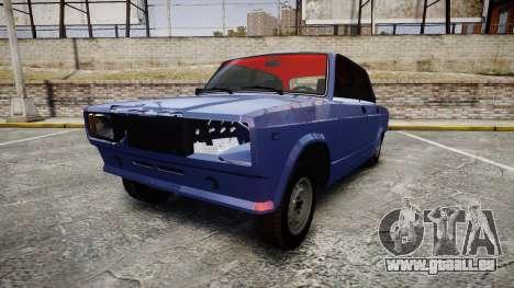VAZ-2105 hooligan-Stil für GTA 4