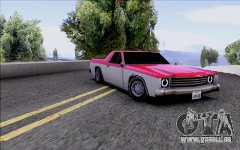 New Picador pour GTA San Andreas