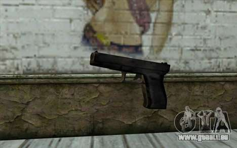 Glock from Beta Version pour GTA San Andreas