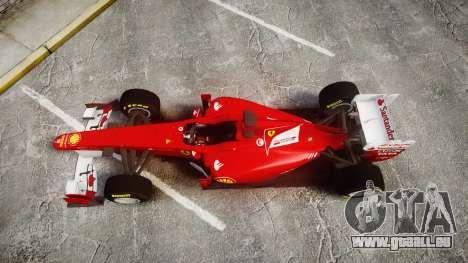 Ferrari 150 Italia Track Testing pour GTA 4 est un droit
