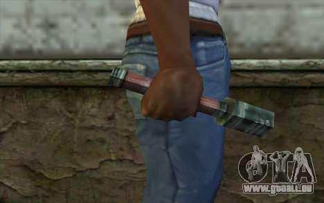M24 Rassel aus Day of Defeat für GTA San Andreas dritten Screenshot