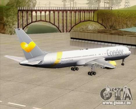 Boeing 767-330ER Condor für GTA San Andreas