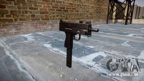 Pistolet Ingram MAC-10 pour GTA 4