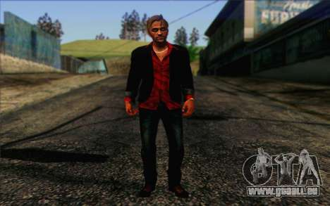 Hoyt Volker (Far Cry 3) pour GTA San Andreas