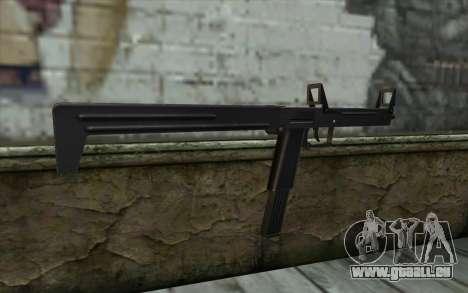 PP-90 pour GTA San Andreas deuxième écran