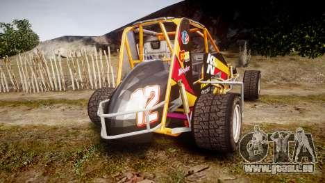 Larock-Sprinter K&N pour GTA 4 Vue arrière de la gauche
