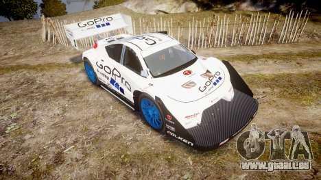Suzuki Monster Sport SX4 2011 pour GTA 4