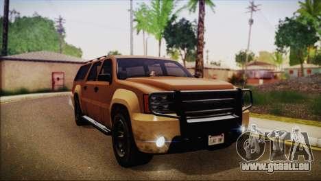 GTA 5 Granger für GTA San Andreas