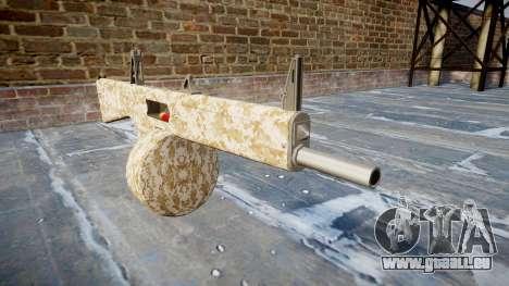 Fusil À Pompe Auto Assault-12 pour GTA 4