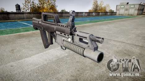 Machine QBZ-95-GL icon3 pour GTA 4
