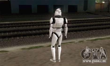 Star Wars Clone pour GTA San Andreas deuxième écran