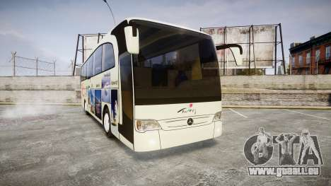 Mercedes-Benz Travego Turkey pour GTA 4