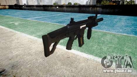 Machine LC-05 Poignée Verticale icon3 pour GTA 4 secondes d'écran