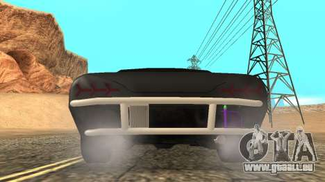 Elegy für GTA San Andreas zurück linke Ansicht