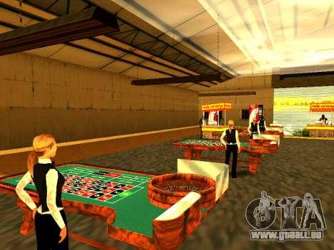 Relax City pour GTA San Andreas dixième écran