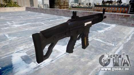 Machine LC-05 stock icon1 pour GTA 4 secondes d'écran