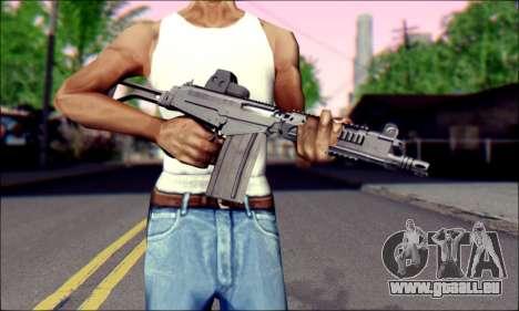 SA58 OSW v2 pour GTA San Andreas troisième écran