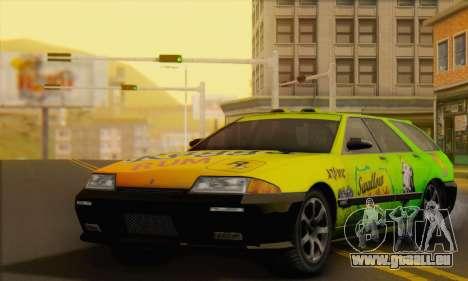 GTA 5 Stratum für GTA San Andreas Innen