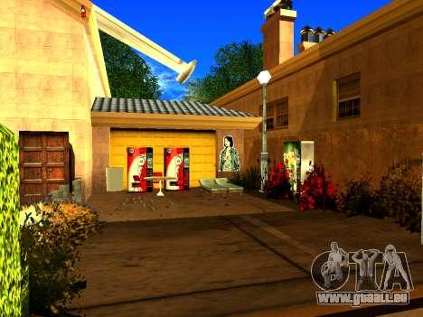 Relax City pour GTA San Andreas onzième écran