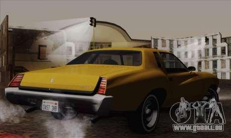 Chevrolet Monte Carlo 1973 für GTA San Andreas linke Ansicht