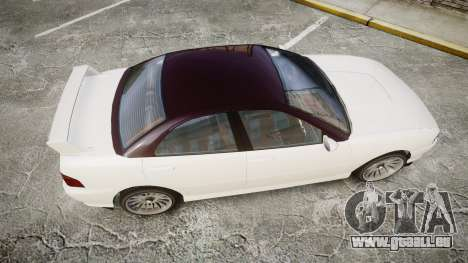 Dinka Chavos HSX für GTA 4 rechte Ansicht