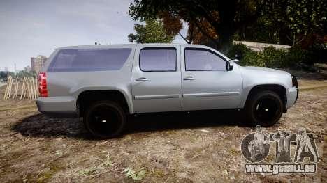 Chevrolet Suburban [ELS] Rims2 pour GTA 4 est une gauche