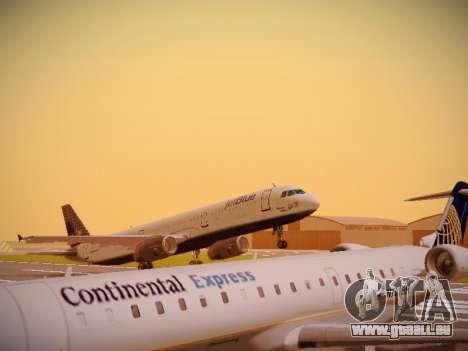 Airbus A321-232 jetBlue Woo-Hoo jetBlue pour GTA San Andreas laissé vue