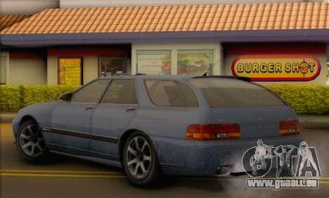 GTA 5 Stratum für GTA San Andreas Seitenansicht