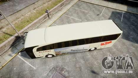Mercedes-Benz Travego Turkey für GTA 4 rechte Ansicht