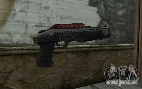 Shotgun from Deadpool für GTA San Andreas zweiten Screenshot