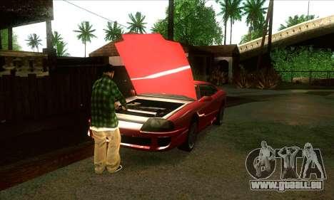 Situation de vie v3.0 pour GTA San Andreas quatrième écran