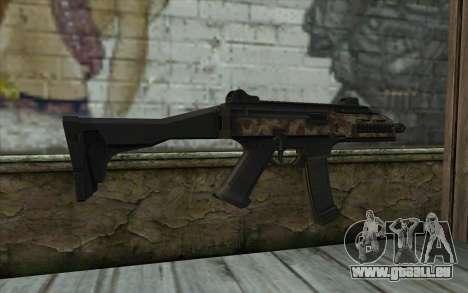 CZ-3A1 Scorpion (Bump Mapping) v1 für GTA San Andreas zweiten Screenshot