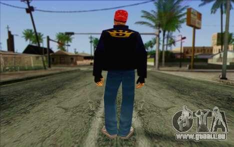 Diablo from GTA Vice City Skin 1 pour GTA San Andreas deuxième écran