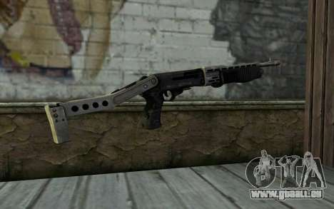 SPAS-12 from Battlefield 3 für GTA San Andreas zweiten Screenshot