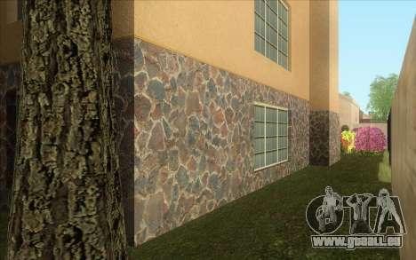 Nouvelle maison à Las Venturas pour GTA San Andreas quatrième écran